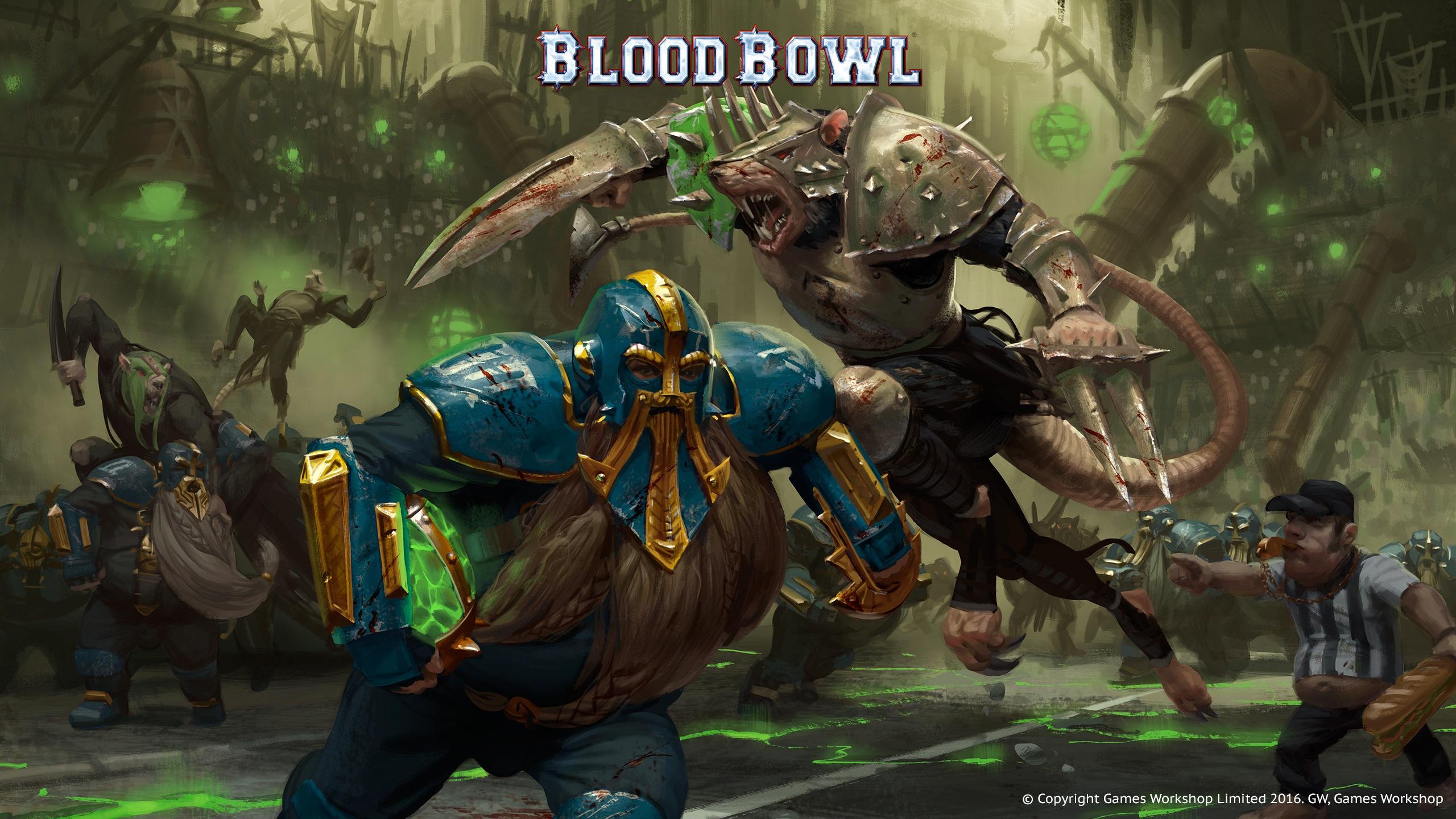 Página Principal Games Workshop Bloodbowl